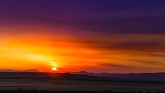 Sunset northern New Mexico (G.E.Condit) Tags: grantcondit gecondit 6d sunset sundown hd newmexico nm nmtrue sky landscape highway southwest yextnewmexico yexttopviews