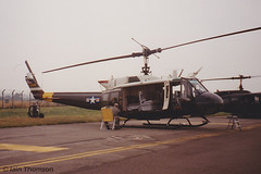 74-22514 - Bell UH-1H Iroquois (iainthomson84) Tags: iat 1994 international air tattoo raf fairford july uk airshow aircraft aeroplane helicopter bell uh1 iroquois