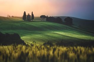 Tuscany - Santa Maria di VItaleta