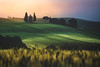 Tuscany - Santa Maria di VItaleta (030mm-photography) Tags: rot abend belvedere berge blaue diesig d'orcia europa farben feld gelb grün hügel idylle italien landschaft landwirtschaft licht morgen morgenrot natur nebel orange panorama poder quirico region san schatten siena sonnenaufgang stimmung stunde toskana urlaub val wein weinanbau wiese