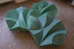 2018-06-FL-191854 (acme london) Tags: acme concrete facade greenconcrete hexagon pigmentedconcrete polished polishedconcrete precastconcrete rewe
