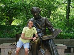 New York '18 (faun070) Tags: centralpark andersen hanschristianandersengeorgjlober jhk dutchguy sculpture tourist