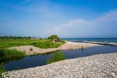Mühlenau Mündung