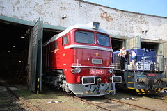 781.312 @ Rusnoparada - Kosice 2018 (uksean13) Tags: 781312 rusnoparada2018 kosice train transport railway rail slovakia canon efs1855mmf3556 760d