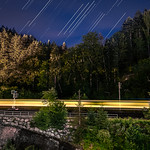 Black Forest Train - Baiersbronn, Germany - Travel photography thumbnail
