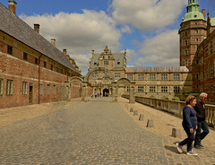 A0117DENMc (preacher43) Tags: frederiksborg castle hillerød denmark building architecture karussel court audience chamber long corridor mint tower wing
