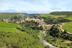 Le village classé de  Minerve (delph.) Tags: minerve herault languedoc occitanie plusbeauxvillagesdefrance garrigue vignoble