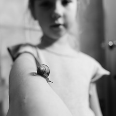 With snail by senza senso -