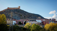 Defensive Wall of Albarracin _4591 (hkoons) Tags: northernspain westerneurope albarracin albarracìn basque city europe european iberia spain spanish