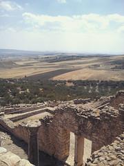 (marco_albcs) Tags: tunisia tunisie dougga thuga tugga archeology archaelogical archeological ruin ruins roman romanruins romanas northafrica afriquedunord