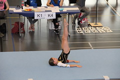 Aargauer Meisterschaften im Geräteturnen Einzel 2018