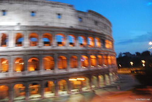 Нічний Рим, Італія InterNetri Italy 117