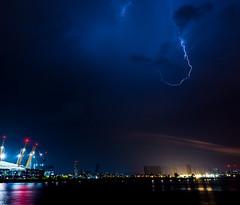 180526 7524 (steeljam) Tags: steeljam lightpainters meetup lightning o2 greenwich thames