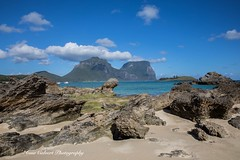 Lord Howe Island (Anna Calvert Photography) Tags: australia lordhoweisland adventure beach coastal island landscape landscapephotography mountains nature outdoors scenery trees lagoon worldheritagesite water mountgower mountlidgbird volcanicrock