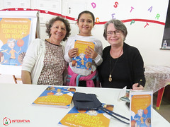 "Visita das autoras Maria Eliza e Nilza Siqueira • <a style=""font-size:0.8em;"" href=""http://www.flickr.com/photos/134435427@N04/27749604477/"" target=""_blank"">View on Flickr</a>"