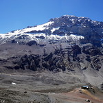 The view over the West Face of Aconcagua thumbnail