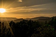 Sedona Sunset (benakersphoto) Tags: sedona sunset landscape sun bright yellow glow colorful colourful colors colours colour color az arizona arizonatowns vivid natural gold outside nikon nikkor dusk