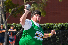 20180610-SG-Day2-Track-Shotput-Ventura-JDS_8807 (Special Olympics Southern California) Tags: basketball bocce csulb festival healthyathletes longbeachstate pancakebreakfast specialolympicssoutherncalifornia swimming trackandfield volunteers summergames