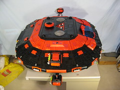 Side Angle (DJ Quest) Tags: old ship shots lego space spyrius