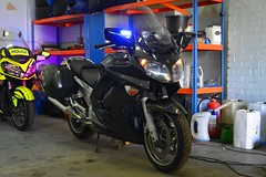 Unmarked Video Bike (S11 AUN) Tags: police scotland yamaha fjr1300 unmarked video driver training driving school motorcycle roadsafety rpu roads policing unit traffic bike 999 emergency vehicle