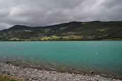 Vågåvatnet (charlottehbest) Tags: charlottehbest september 2017 honeymoon scandinavia theadventuresofhenryjruffington roadtrip lake vågåvatnet