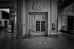 Elevator Close_47168-.jpg (Mully410 * Images) Tags: elevator mia blackandwhite art closed minneapolis museum artgallery minneapolisinstituteofart monochrome gallery minnesota