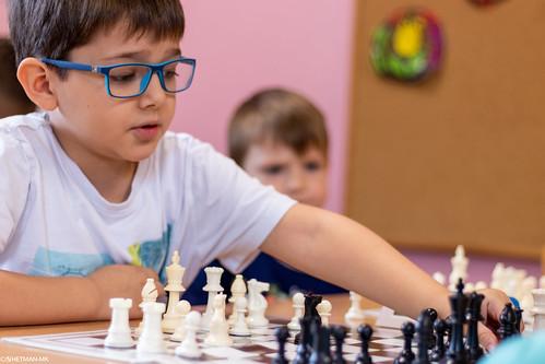 VIII Turniej Szachowy o Mistrzostwo Przedszkola Europejska Akademia Dziecka-29