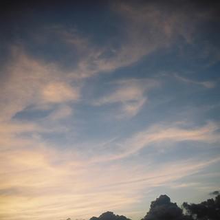 the same sky and feelings