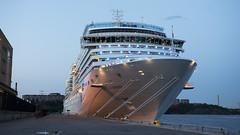 Costa Luminosa (zTomten) Tags: costa luminosa boat ship passenger cruise kryssningsfartyg passagerarfartyg