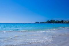 L'été (alize_28) Tags: beach sea été summer paysage landscape nature eau water bleu blue paradis paradise nikon trezhir plougonvelin finistère bretagne france