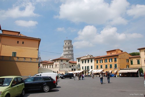 Пізанська вежа, Піза, Італія InterNetri Italy 192