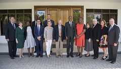 Lunch with US Congressional Delegation   Kigali, 31 May 2018 (Paul Kagame) Tags: kagame rwanda america us congress