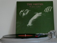 The Smiths - The Queen Is Dead (1986) (stillunusual) Tags: thesmiths smiths thequeenisdead album albumcover albumart sleeve picturesleeve recordcover recordsleeve artwork alaindelon indie vinyl record turntable 1980s 1986