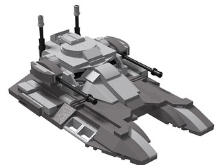 LEGO Imperial TX-130T (Imperial Fighter Tank)