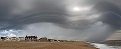 June 6 Undulatus asperatus clouds (cbonney) Tags: virginia beach atlantic ocean north end undulatus asperatus clouds storm