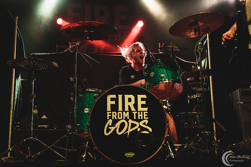 Fire From the Gods - 6.01.18 - Hard Rock Hotel & Casino Sioux City