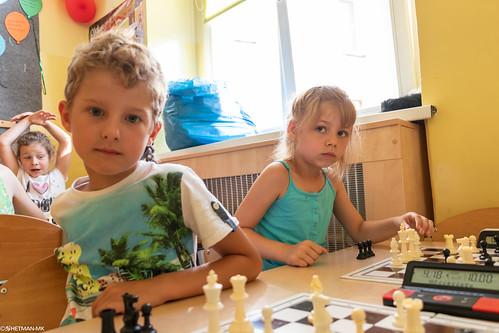 X Szachowe Mistrzostwa Przedszkola Miejskiego Nr 6-17