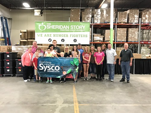 Sysco Packing Event 6/12/18