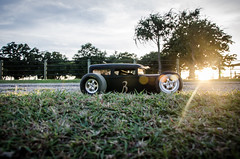 #3 RC Scratchbuilt Bagged Ratrod First Drive-4 (Strangely Different) Tags: rceveryday rcengineering tinytrucks rcratrod kustom patina scratchbuilt ratrod chopped hobby rccar rc4wd scratchbuild customrc scaler scalerc axial tamiya traxxas