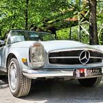 Mercedes 230 SL, 1966 thumbnail