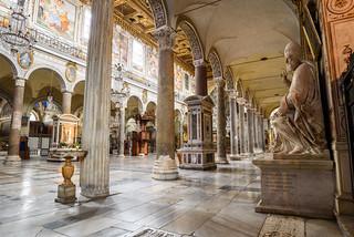 Rome - Rione X Campitelli - Santa Maria in Aracoeli