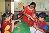 "Primary Jivakul Club-Making Macroni Jewellery • <a style=""font-size:0.8em;"" href=""http://www.flickr.com/photos/99996830@N03/40679415440/"" target=""_blank"">View on Flickr</a>"