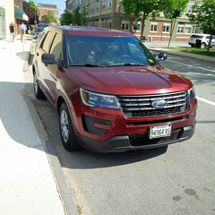 Maine State Police Ford Explorer (lucre101) Tags: maine state police ford explorer undercover radar speed trap speeding
