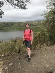 Hiking to Lake Antoine in Grenada with Simon of Hidden Treasures Hiking Tours (heatheronhertravels) Tags: rume caribbean grenada