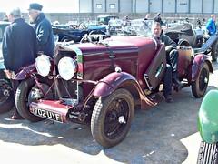 514 Talbot 75:90 (1935) (robertknight16) Tags: talbot british 1930s talbot75 talbot90 sportscar silverstone vscc 702uyf