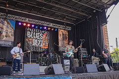 A55T8299 (Nick Kozub) Tags: justin saladino band orangeville blues jazz festival objf2018 concert gig live music spectacle fender gibson guitar ruckus fun photography day festive canon 1d x ef l usm 35350 f3556