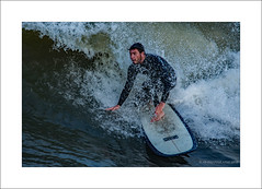 Sunset Surfer (prendergasttony) Tags: atlantic water ocean nikon d7200 florida jacksonville beach sunset wave action board legs tony prendergast wet surfer surf sport feet wetsuit sea man sky hands