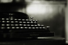Time to write history (LVazquezSanlley) Tags: writing history machine typewriter thoughts