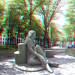 zandsculpture Lange Voorhout Den Haag 3D