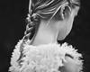 Braid 2 (PascallacsaP) Tags: braid hair young girl back portrait portraiture zhongyimitakonspeedmaster35mmf095markii mitakon fujifilm xpro2 monochrome blackandwhite bw faded sheep